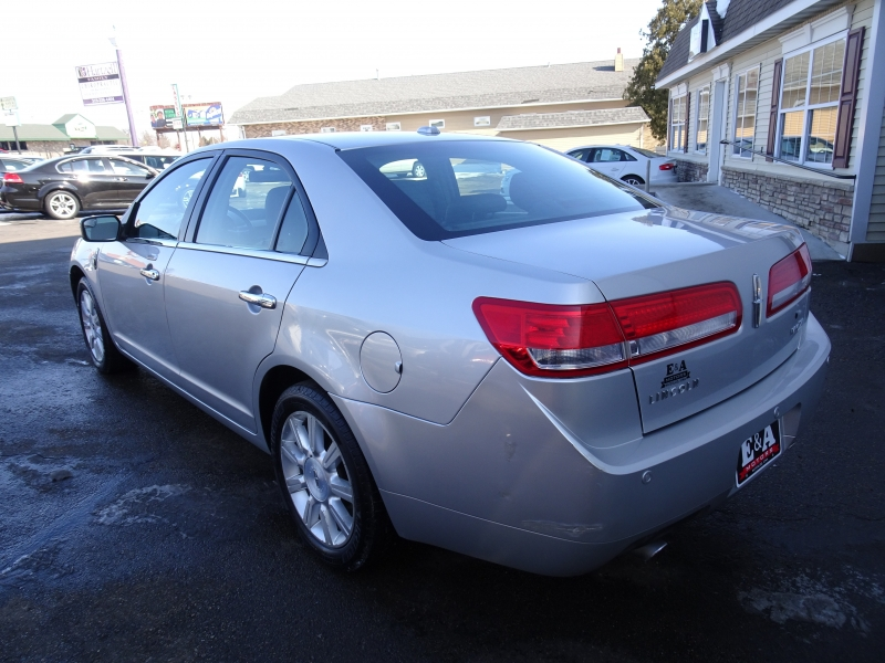 Lincoln MKZ 2012 price $5,995