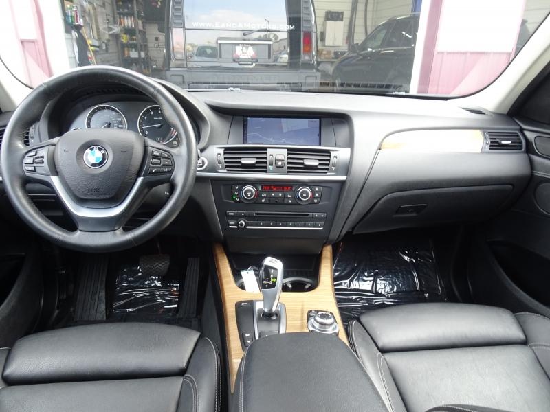 BMW X3 2011 price $0