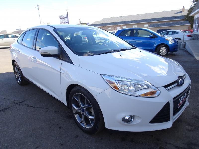 Ford Focus 2014 price