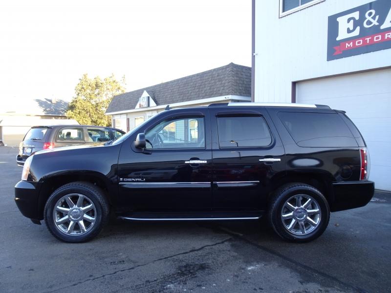 GMC Yukon Denali 2008 price $9,995