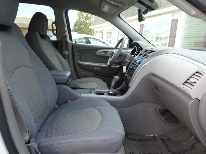 Chevrolet Traverse 2012 price