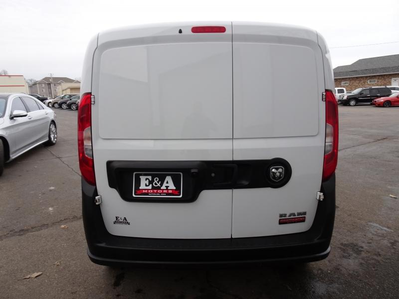 RAM ProMaster City Cargo Van 2015 price $9,600