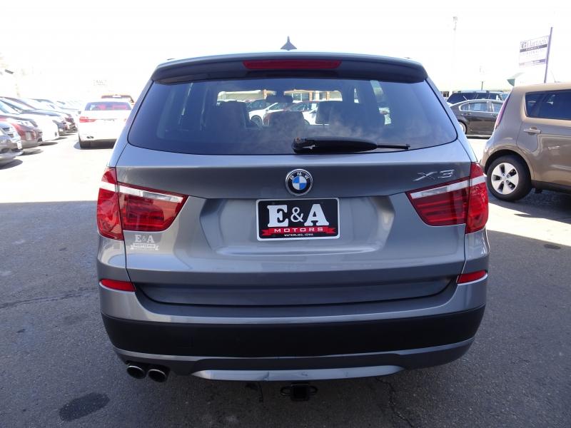BMW X3 2011 price $11,500