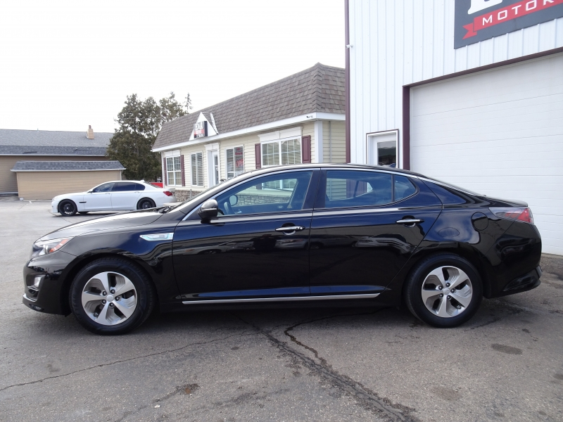 Kia Optima Hybrid 2014 price $10,900