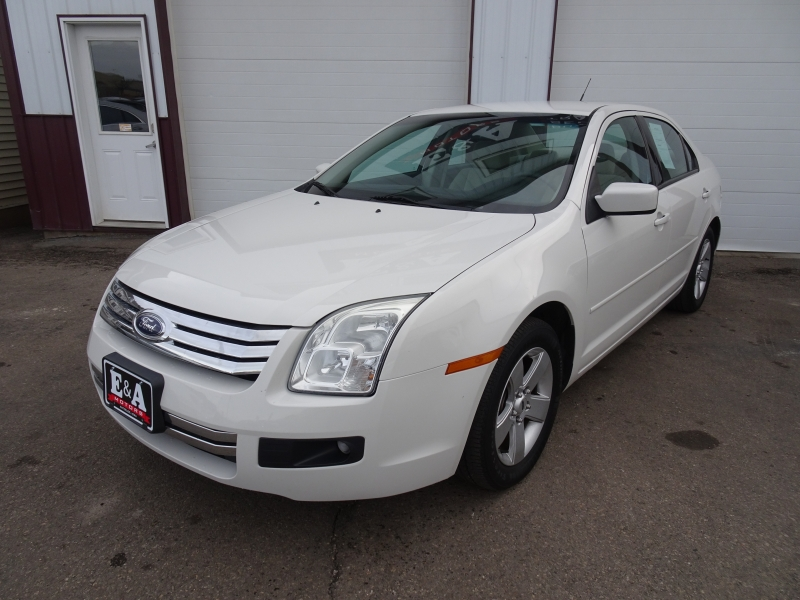 Ford Fusion 2008 price $4,995