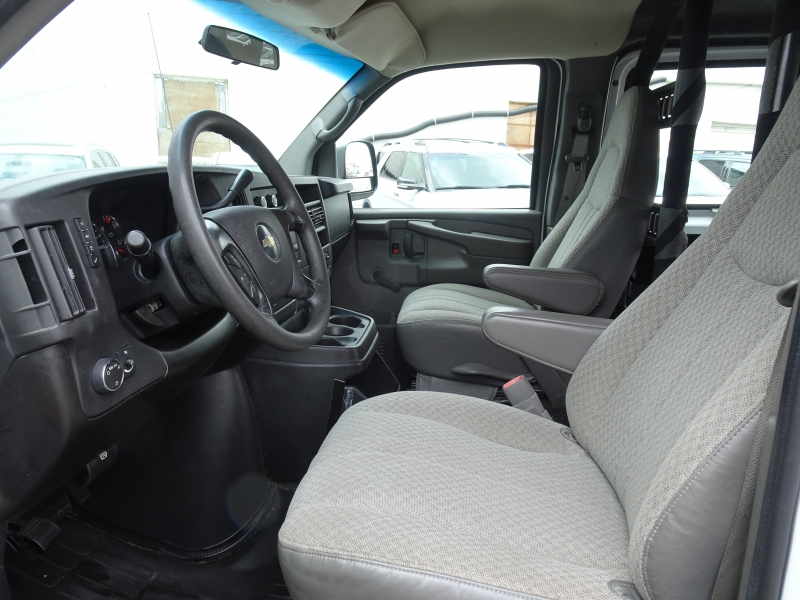 Chevrolet Express Cargo Van 2008 price $8,995