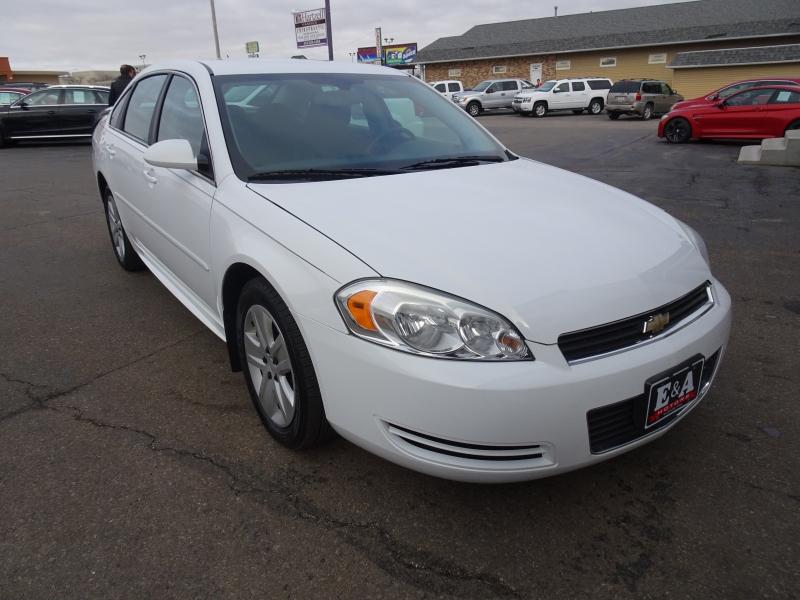 Chevrolet Impala 2010 price
