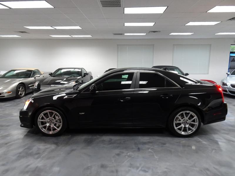 Cadillac CTS-V 2012 price $22,995