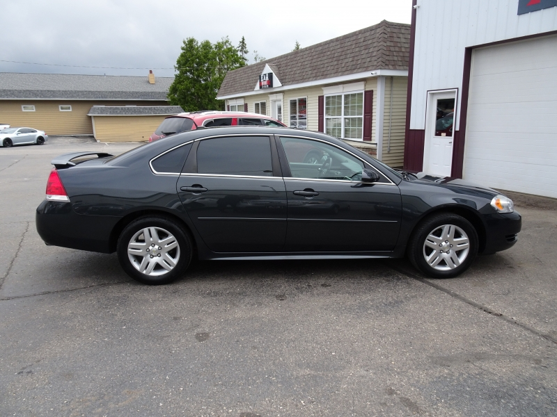 Chevrolet Impala Limited 2014 price $8,995