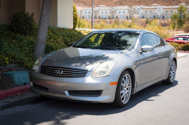 2006 Infiniti G35 Coupe 2dr Cpe Auto Inventory Temecula Valley