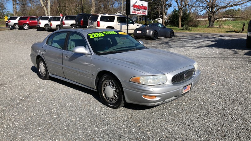 2002 Buick Lesabre 4dr Sdn Custom Inventory Appalachian Auto