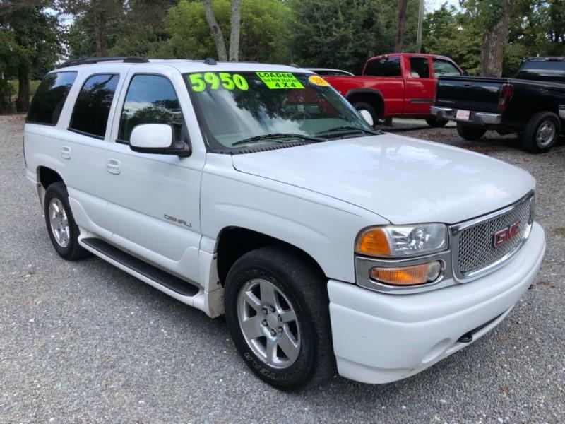 2005 gmc yukon denali 4dr awd inventory appalachian auto brokers