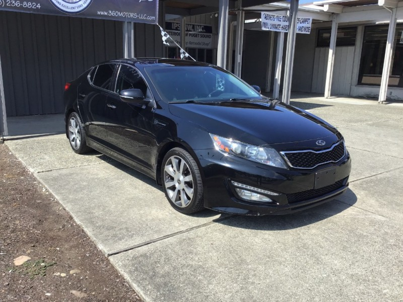 Kia Optima 2012 price $9,461