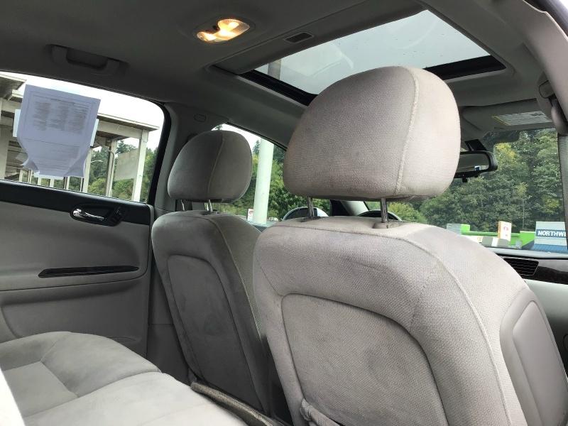 Chevrolet Impala 2012 price $6,250