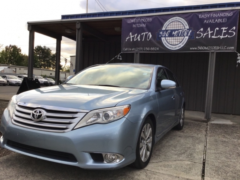 Toyota Avalon 2012 price $10,999