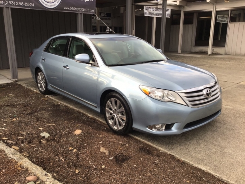 Toyota Avalon 2012 price $10,699