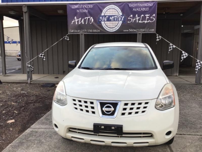 Nissan Rogue 2009 price $4,999