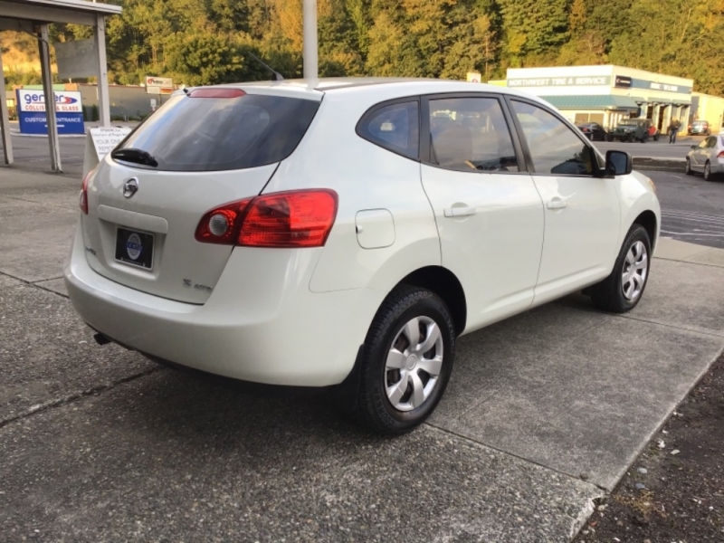 Nissan Rogue 2009 price $5,999