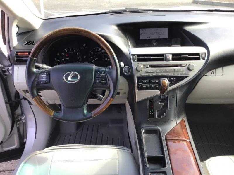 Lexus RX 350 2010 price $13,699