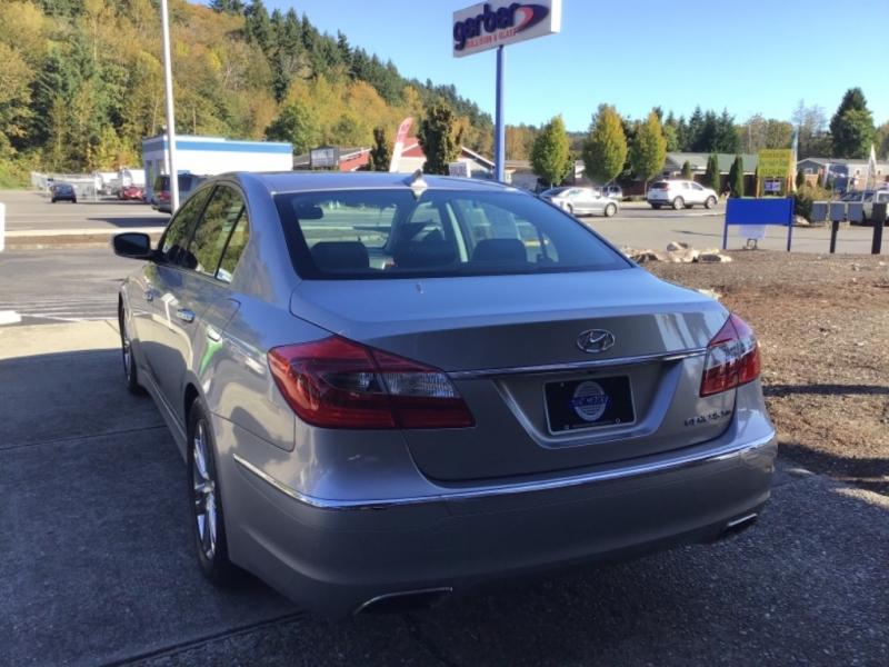 Hyundai Genesis 2012 price $12,499
