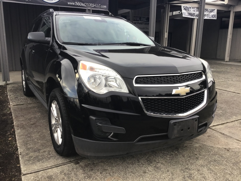 Chevrolet Equinox 2012 price $11,500