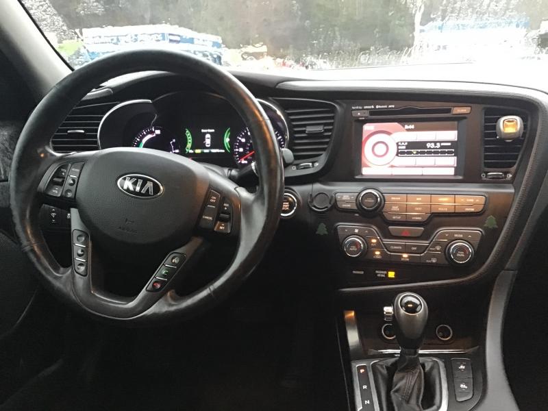 Kia Optima Hybrid 2013 price $8,999