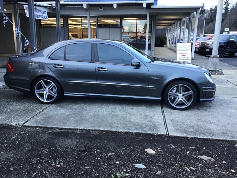 Mercedes-Benz E-Class 2007 price $12,000