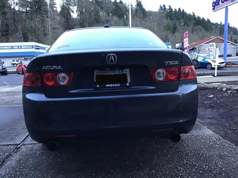 Acura TSX 2005 price $3,999