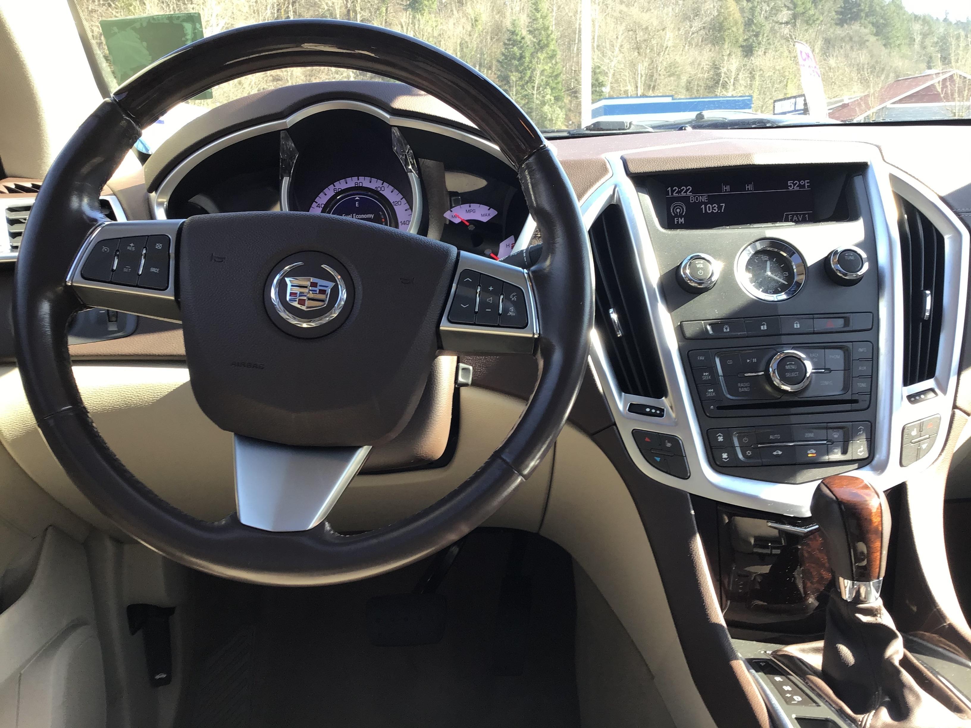 "Cadillac SRX AWD /""4/"" Emblem Chrome! 2010 2011 2012 NEW STYLE!!"