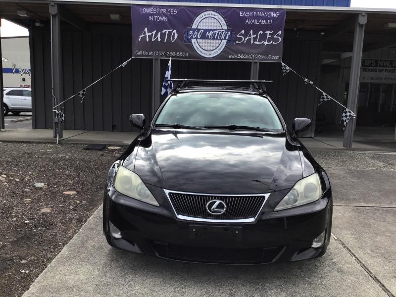 Lexus IS 350 2006 price $9,899