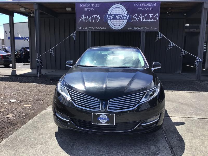 Lincoln MKZ 2013 price $11,999