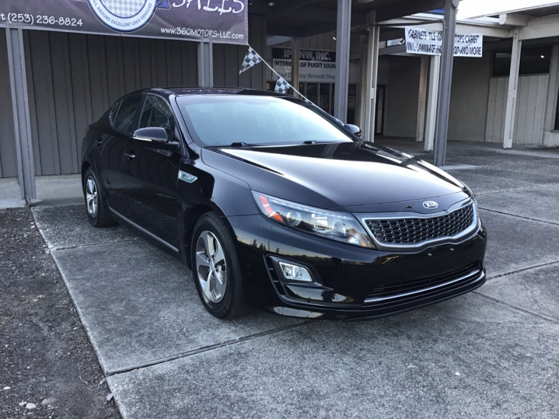 Kia Optima Hybrid 2014 price $12,999