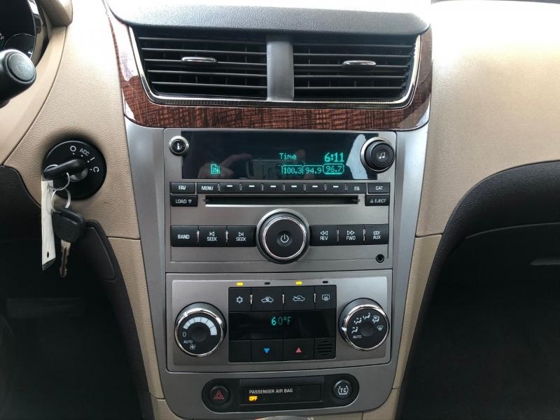 Chevrolet Malibu 2008 price Sold