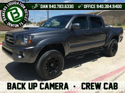 2009 09 Toyota Tacoma Double Crew Cab PreRunner