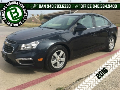 2016 Chevrolet Cruze Limited LT 16 Chevy
