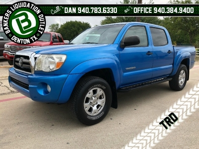 2007 Toyota Tacoma 2WD Double PreRunner 07