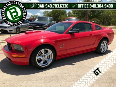 2007 Ford Mustang GT Hurst Equipped 07