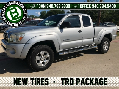 2005 Toyota Tacoma Access Cab PreRunner TRD