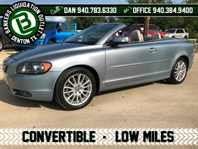 2008 Volvo C70 Convertible LOW MILES!!!