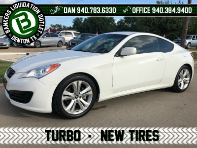 2012 Hyundai Genesis Coupe Turbo Manual 6 Speed 12