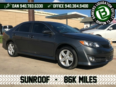2012 Toyota Camry 4dr Sdn I4 Auto LE