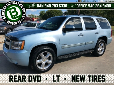2011 Chevrolet Tahoe 1500 LT Leather Rear Entertainment Chevy