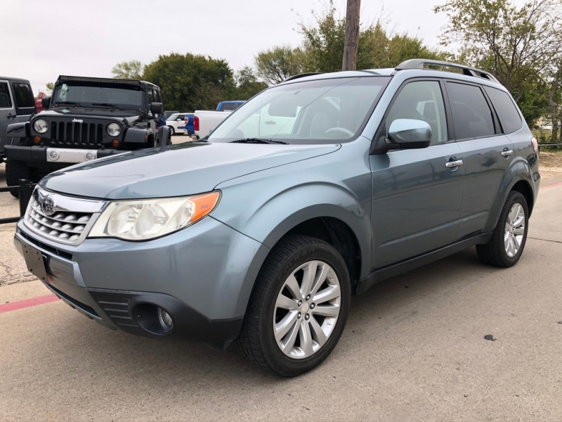 Subaru Forester 2011 price $11,995