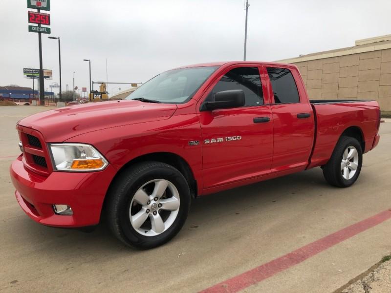 Dodge RAM 1500 2012 price $18,995