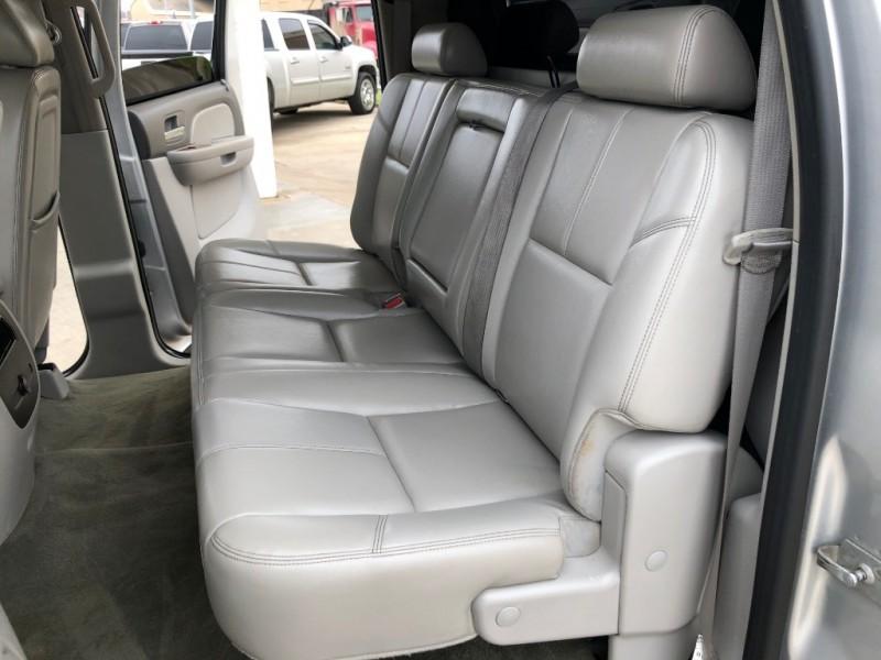 Chevrolet Silverado 1500 2011 price Sold