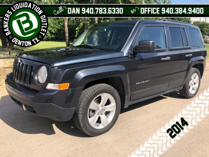 2014 Jeep Patriot FWD 4dr High Altitude