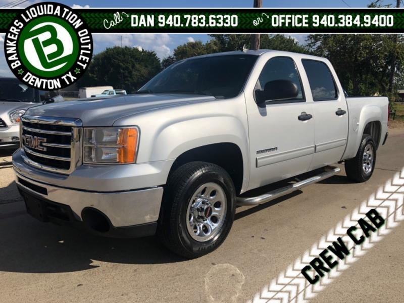 GMC Sierra 1500 2012 price $16,995