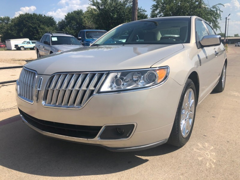 Lincoln MKZ 2010 price $8,995