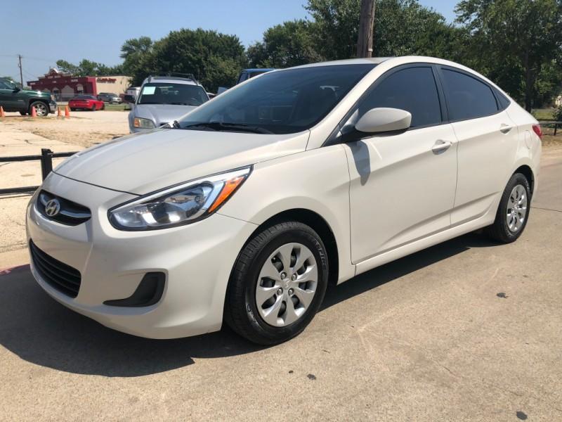 Hyundai Accent 2016 price $10,995