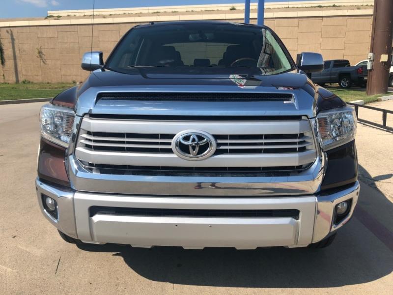 Toyota Tundra 4WD Truck 2014 price Sold